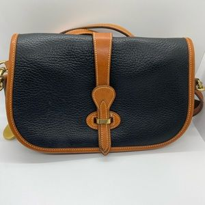 Vintage Dooney and Bourke handbag.